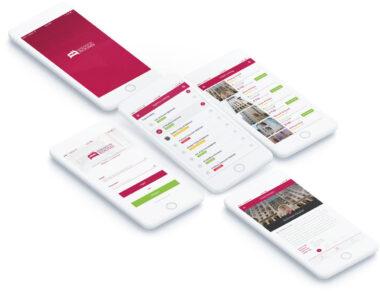 Mobile App Design for Haramayn Rooms