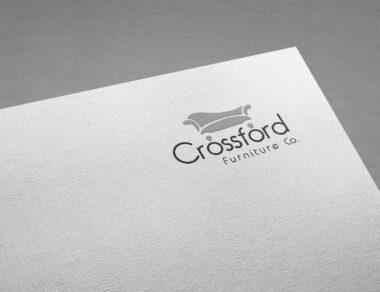Logo Design for Crossford Furniture Co
