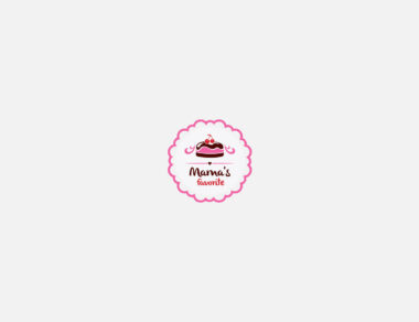 Logo Design for Mama's Favorite Bakery