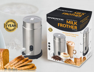 Packaging for Automatic Electric Milk Frother